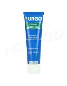 Urgo Brûlures - Coups de Soleil. Tube 60g