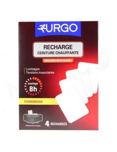 Urgo Recharge Ceinture Chauffante. x4
