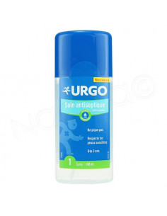 Urgo Soin Antiseptique Chlorhexidine Spray. 100ml