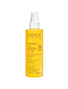 Uriage Bariésun Enfants Spray solaire SPF50+ Sans parfum. Vaporisateur 200ml
