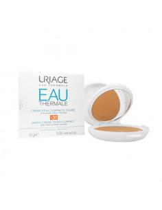 Uriage Crème d'Eau Compacte Teintée Spf30 Hydrate Protège Teinte universelle. 10g -