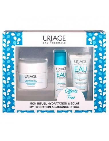 Uriage Eau Thermale - Masque d'Eau Nuit Peaux Déshydratées 50ml + 2 produits offerts