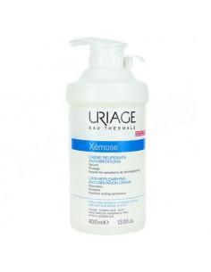 Uriage Xémose Crème Relipidante Anti-irritations. 400ml