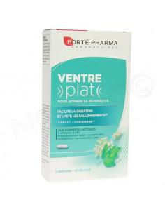 Forté Pharma Minceur Ventre Plat 45+. Boite 28 gélules