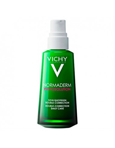 Vichy Normaderm Phytosolution Soin Quotidien Double Correction. 50ml