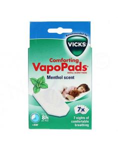 Vicks Comforting VapoPads Menthol. x7