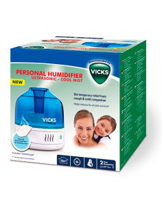 Vicks Humidificateur Personnel à Ultrasons