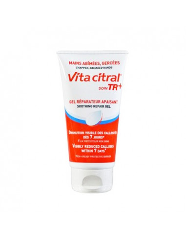 Vita Citral Soin TR+ Gel Réparateur Apaisant. 75ml
