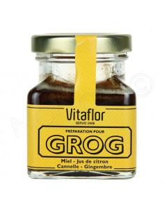 Vitaflor Préparation pour Grog. Pot 100g