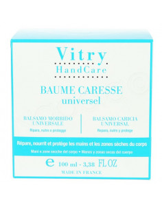 Vitry HandCare Baume Caresse Universel. Pot 100ml