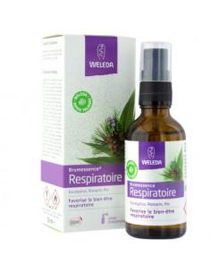 Weleda Brumessence Respiratoire. 50ml - nez et voies respiratoires