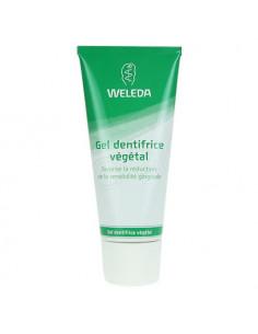WELEDA Soin Gencives Sensibles Gel dentifrice végétal. Tube de 75ml - ACL 7496889