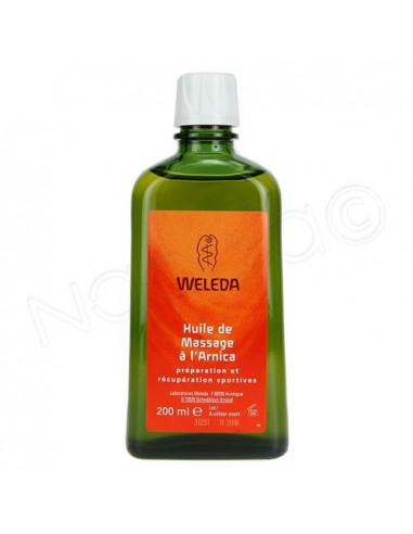 WELEDA SOINS CORPS Huile de massage à l'Arnica. Flacon de 200ml - ACL 6176757