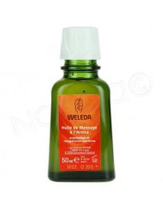 WELEDA SOINS CORPS Huile de massage à l'Arnica. Flacon de 50ml - ACL 6227791