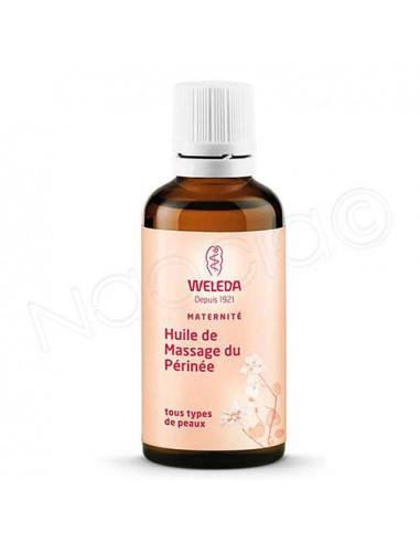 WELEDA SOINS CORPS Huile de massage du périnée. Flacon de 50ml - ACL 4519986