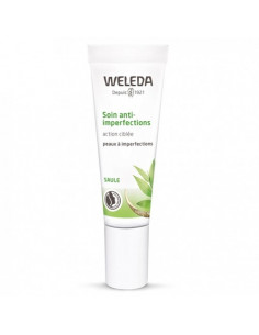 Weleda Soin anti-imperfections Saule action ciblée. 10ml