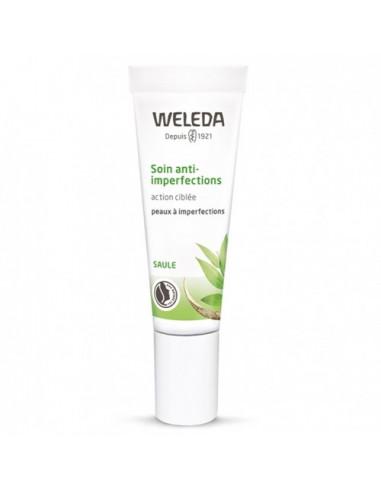 Weleda Soin anti-imperfections Saule action ciblée. 10ml