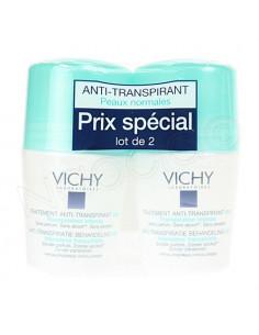 Prix Spécial Vichy Traitement Anti-Transpirant Lot 2 Roll'on 50ml - ACl 2593180