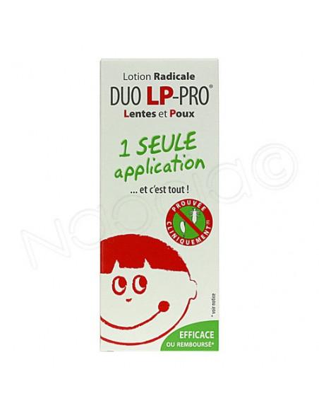 DUO LP-PRO Lotion radicale poux et lentes