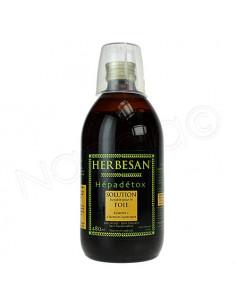 Herbesan Hepadetox Foie. Solution Buvable 480ml - ACL 4651912