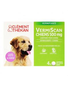 VermiScan Chiens 500 mg Vermifuge