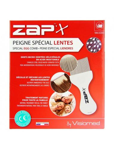 Zap'X Peigne Spécial Lentes VM-X200