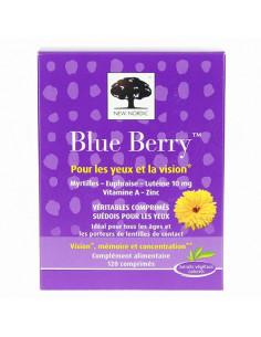 Blue Berry Yeux et Vision 240 comprimés