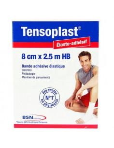 Tensoplast HB Bande adhésive élastique 8cm x2.5m