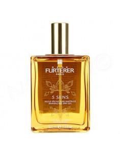 René Furterer 5 Sens Huile Sèche Sublimatrice Cheveux et corps 100 ml