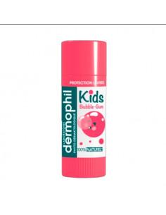Dermophil Kids Stick à lèvres protection. 4g Bubble-Gum