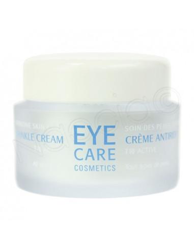 Eye Care Crème anti-rides Tri active. Pot 30ml