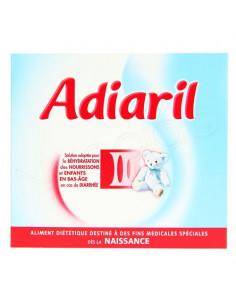 Adiaril Poudre solution buvable réhydratation 10 sachets de 7g