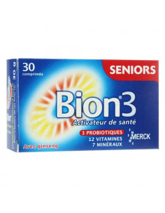 Bion 3 Sénior capsules 60 capsules