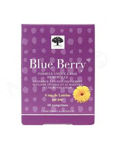 Blue Berry Yeux et Vision Boite 120 comprimés
