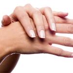 crevasses mains