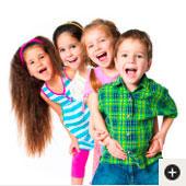 Des enfants